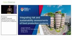 Integrating Risk and Sustainability Assessments in Food Production Systems