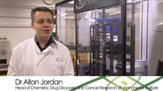 Dr. Allan Jordan Explores the Use of Acoustic Liquid Handling in Cancer Drug Discovery