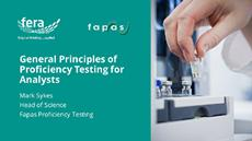 A Guide to Proficiency Testing for Analysts