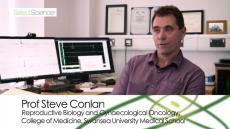 Professor Steve Conlan Discusses Epigenetic Analysis in Ovarian Cancer Research
