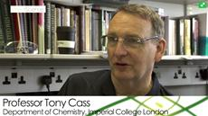 Prof. Tony Cass on His Research into Point-of-Decision Diagnostic Devices